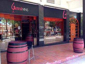 Vinoteca en Gavà