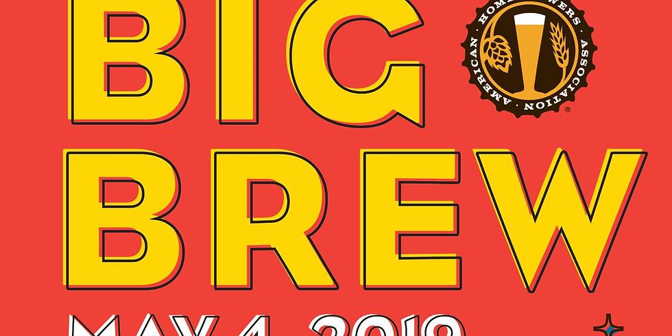 National Home Brew Association Big Brew Day