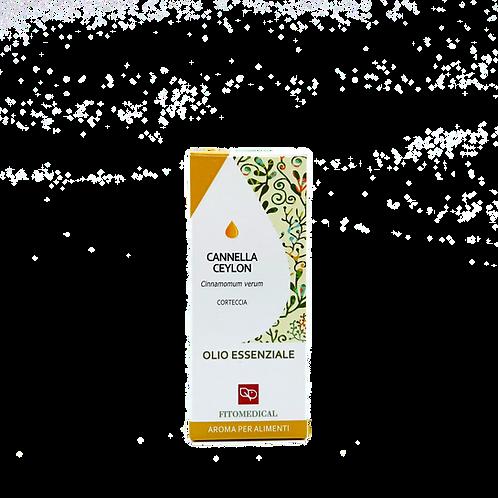 Olio Essenziale di Cannella Ceylon Corteccia