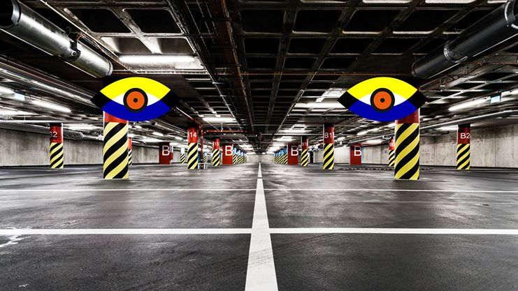 Garage Galassia - MILANO