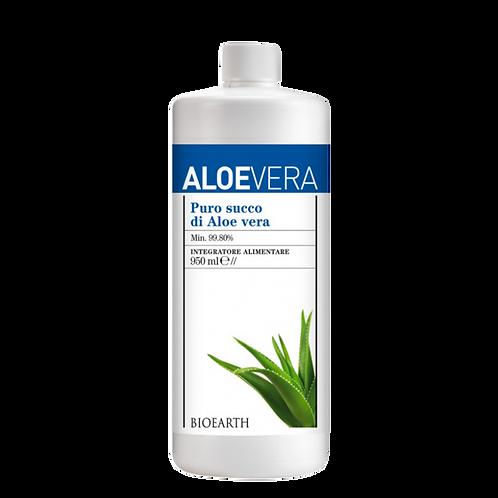 Aloe succo Puro
