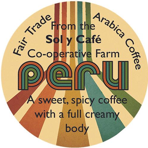 Peruvian Fair Trade Coffee