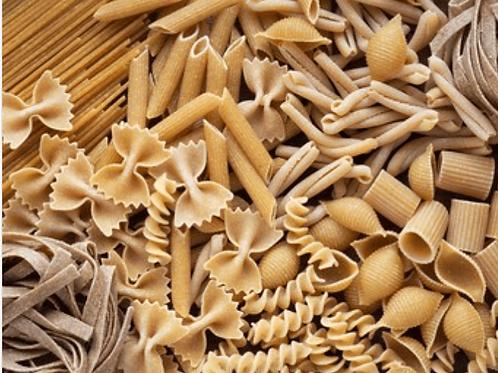 Whole-wheat   pasta organic