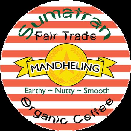 Sumatran Mandheling Organic & Fair Trade