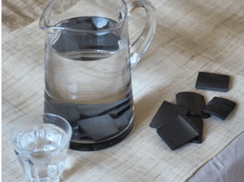Charcoal water filters large