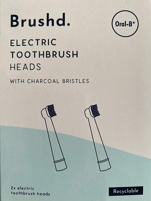 Brushd Electric toothbrush head 2