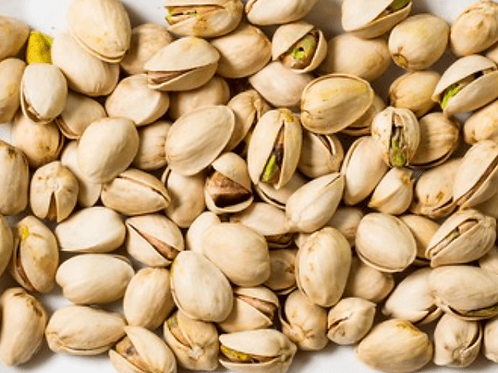 Whole Pistachios roasted and salted