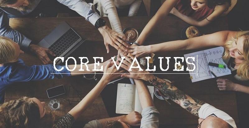 Authentic Relationships & Core Values