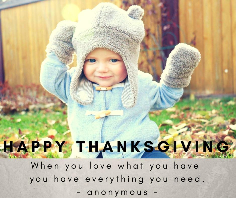 Happy Thanksgiving, Diandra Johnson