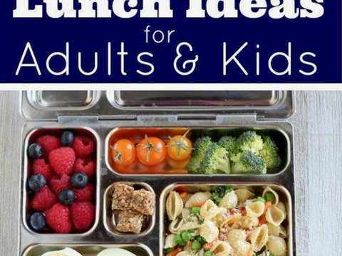 Back to School - Lunches for Kids & Adults