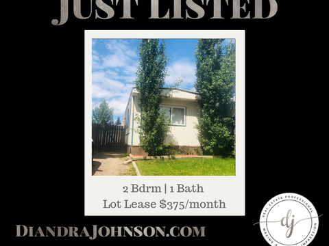 JUST LISTED: Mobile (Crossfield AB)