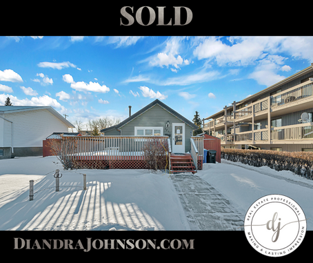 JUST SOLD: Property in Carstairs