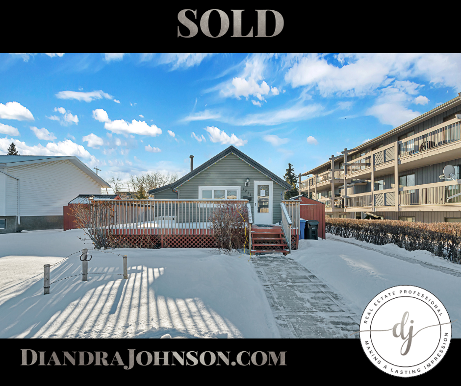 Sold, Carstairs, Bungalow, Real Estate