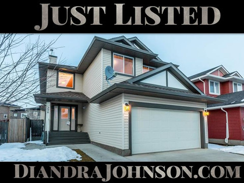 NEW LISTING: 336 Sunset Way (Crossfield)