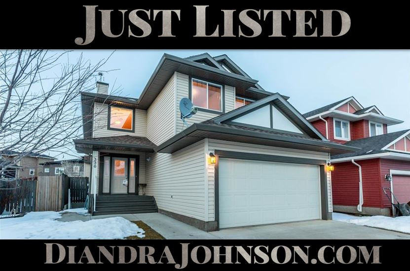 Just Listed, Crossfield, Diandra Johnson, Real Estate