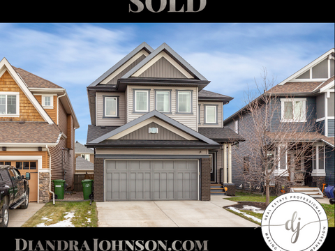 JUST SOLD: 2 Storey in Airdrie