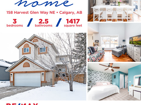 JUST LISTED: Property in Calgary