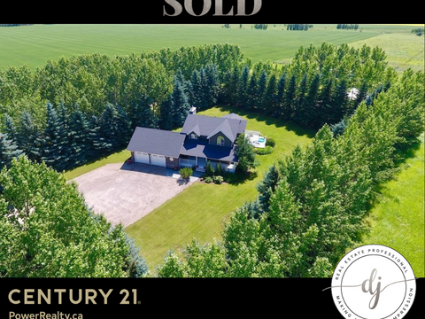SOLD: Rural Mountain View County