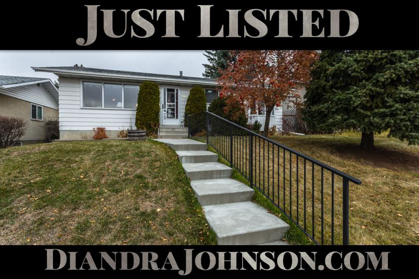 Just Listed, Calgary Real Estate, Accessible Housing, Diandra Johnson
