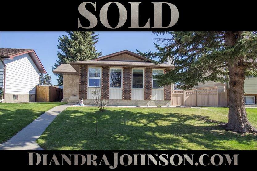 Sold, Crossfield Real Estate, Diandra Johnson