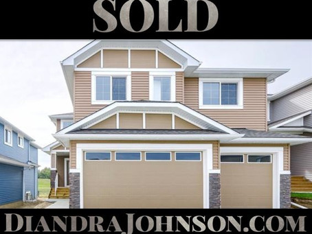 SOLD - Property in Crossfield