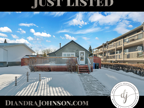JUST LISTED: Bungalow in Carstairs