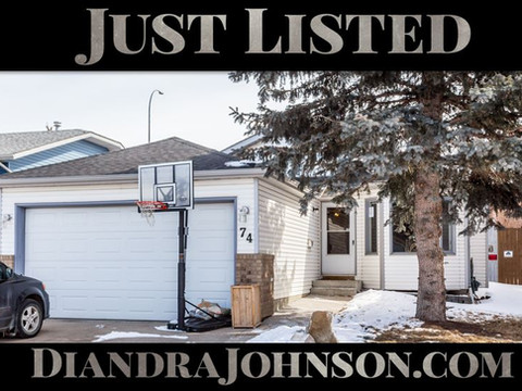 JUST LISTED: 74 Sprucegrove Way (Airdrie)