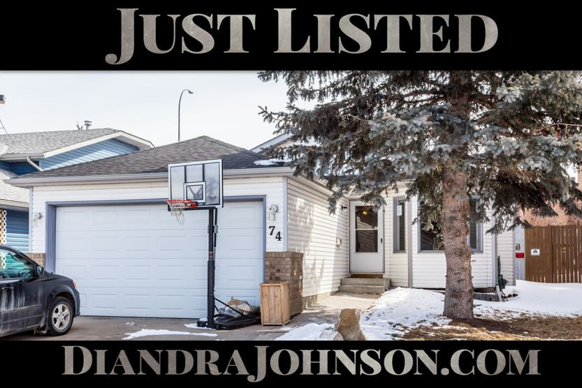 Airdrie Real Estate, Diandra Johnson, For Sale