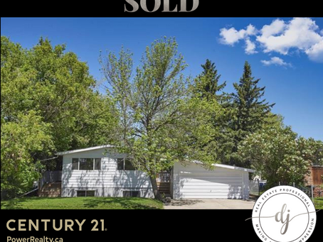 SOLD: Bungalow in Irricana, AB