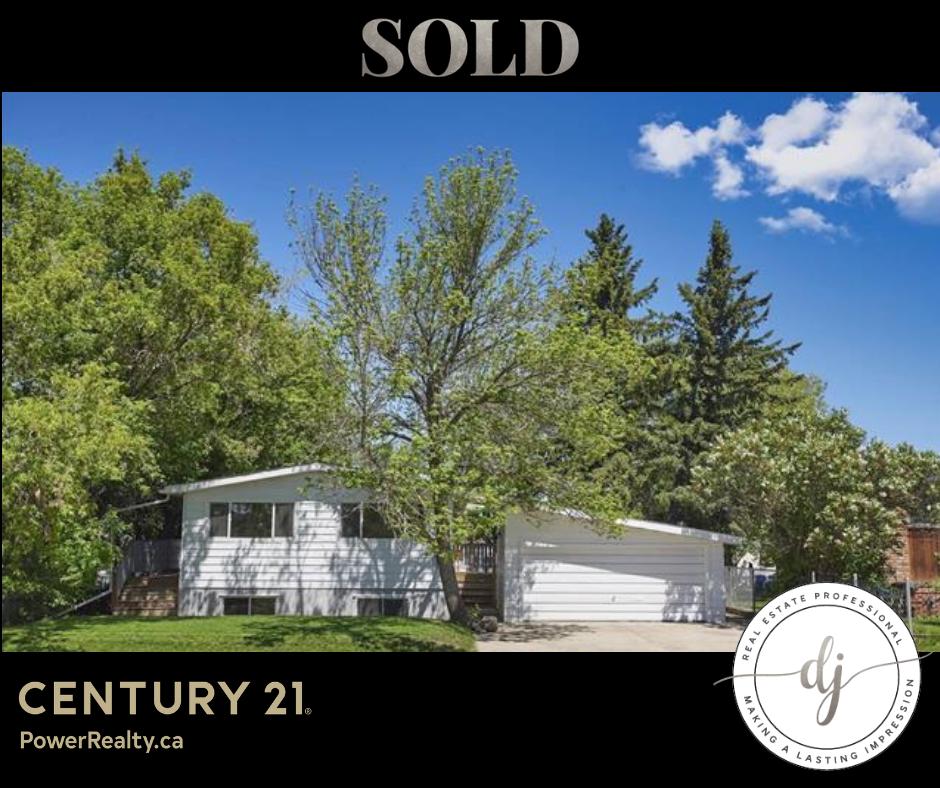 Sold, Real Estate, Irricana, Alberta, Diandra Johnson