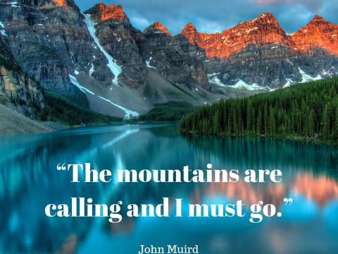 Mountains, Moms & Massages