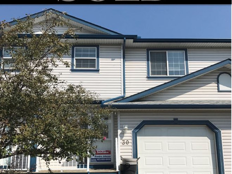 SOLD - Property in Airdrie, AB