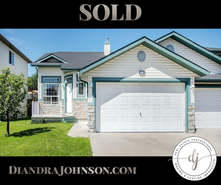 SOLD: Property in Airdrie