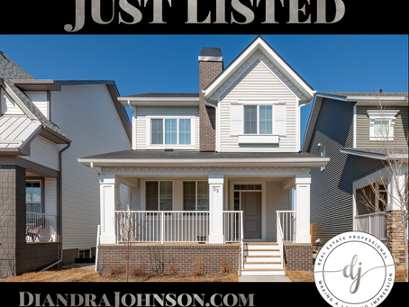 JUST LISTED: Detached (Crossfield)