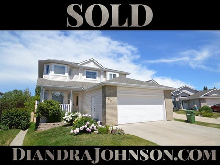 SOLD: Property in Airdrie, AB