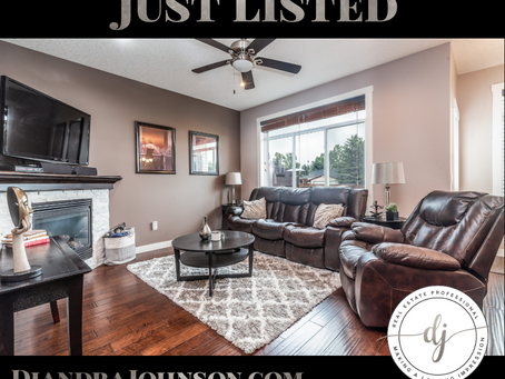 JUST LISTED: 2 Storey (Crossfield AB)