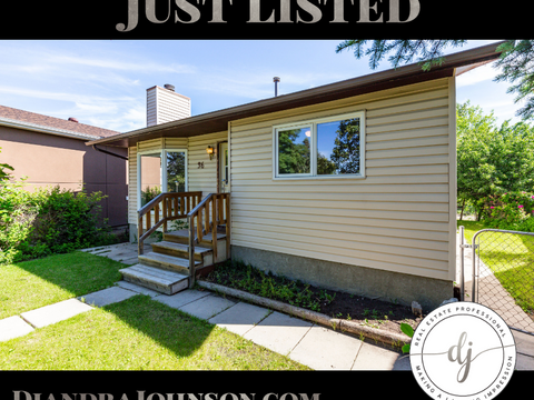 JUST LISTED: Property in NE Calgary