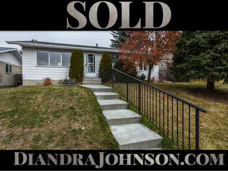 SOLD: Property in NW Calgary AB