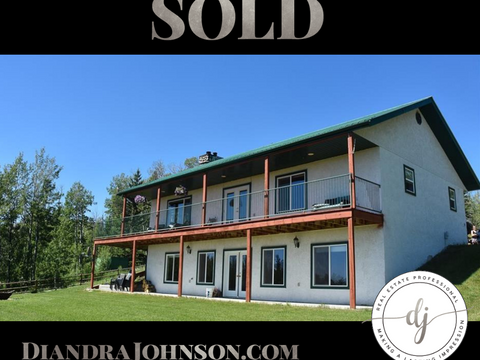 SOLD: Acreage with a View