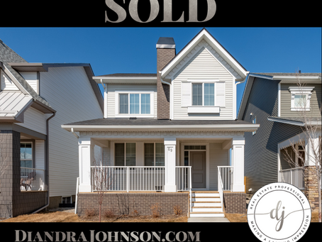 SOLD: Property in Crossfield AB