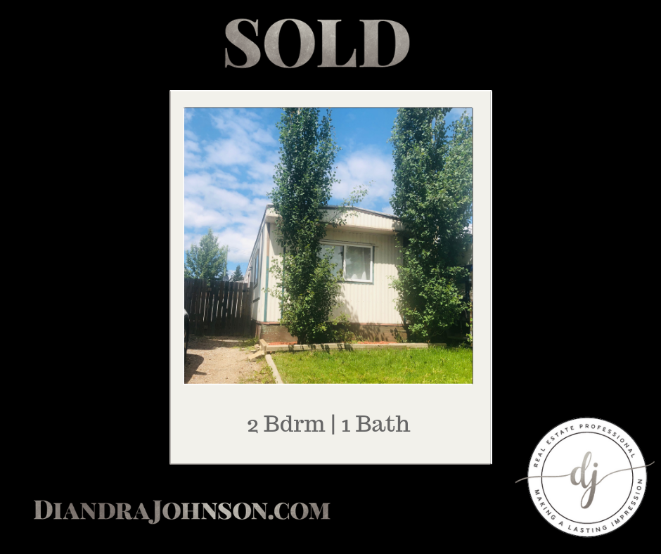 Sold, Crossfield