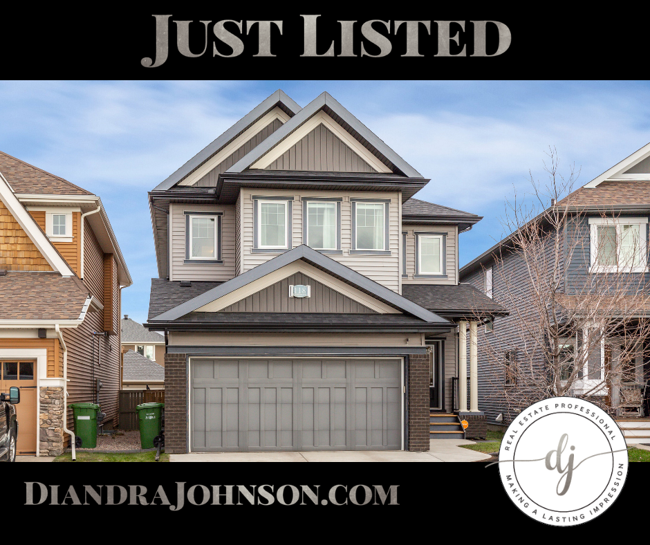 Cooper Crossing, Airdrie Real Estate, Just Listed, For Sale