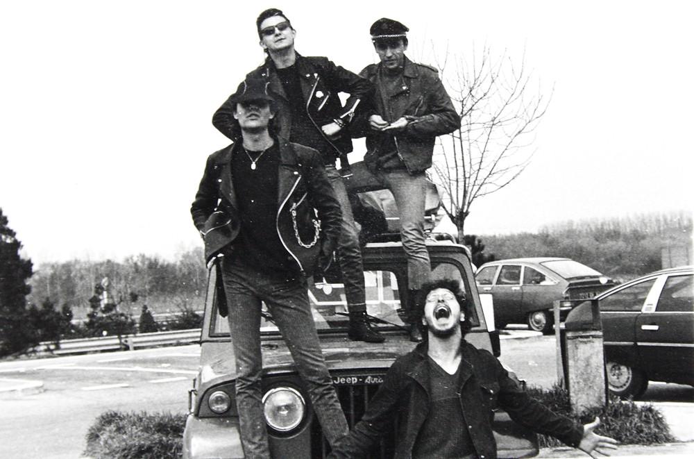 Camino de Alemania en 1984