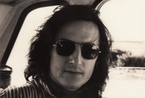 Mariano Casanova, finales de los 80