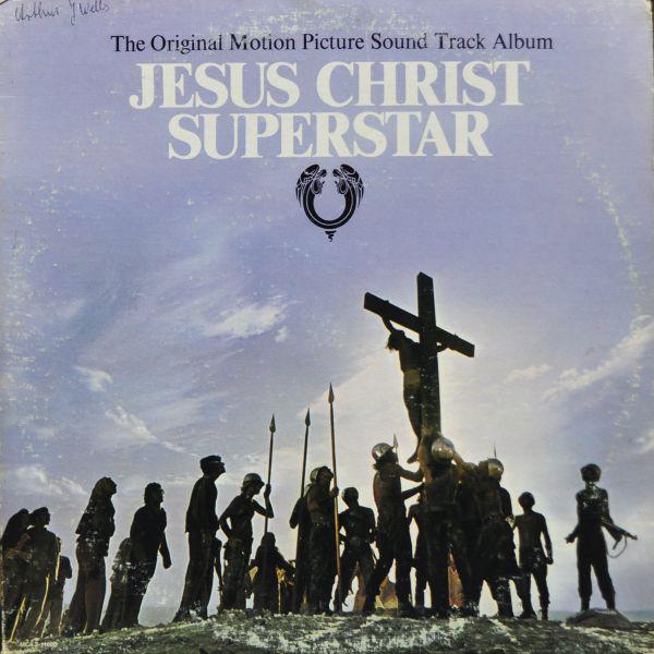 Portada disco Jesus Christ Superstar