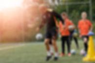 JP Pro Football coaching training Hemel hempstead