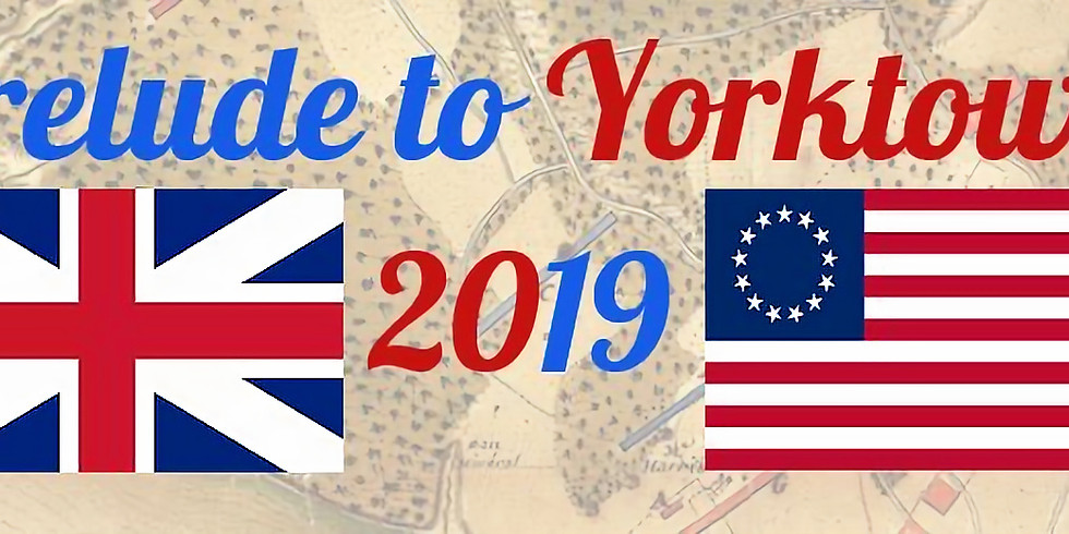 Prelude to Yorktown (R/T) 2019