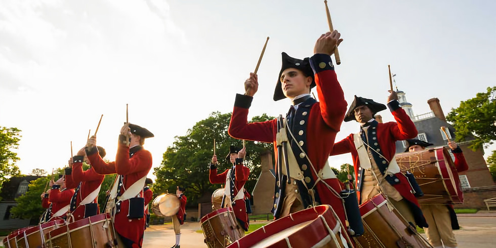 Drummer's Call in Colonial Williamsburg (Music) 2020