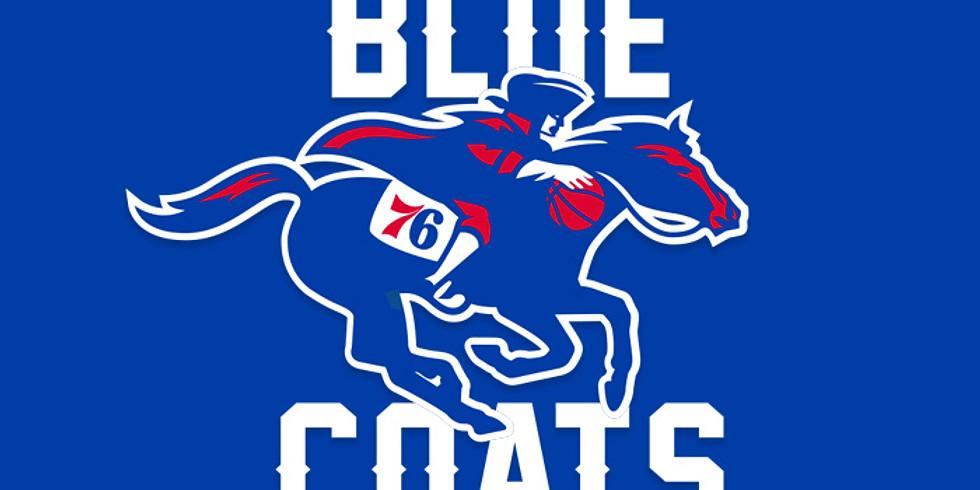 Delaware Blue Coats Home Season Opener (LH & A&E) 2019