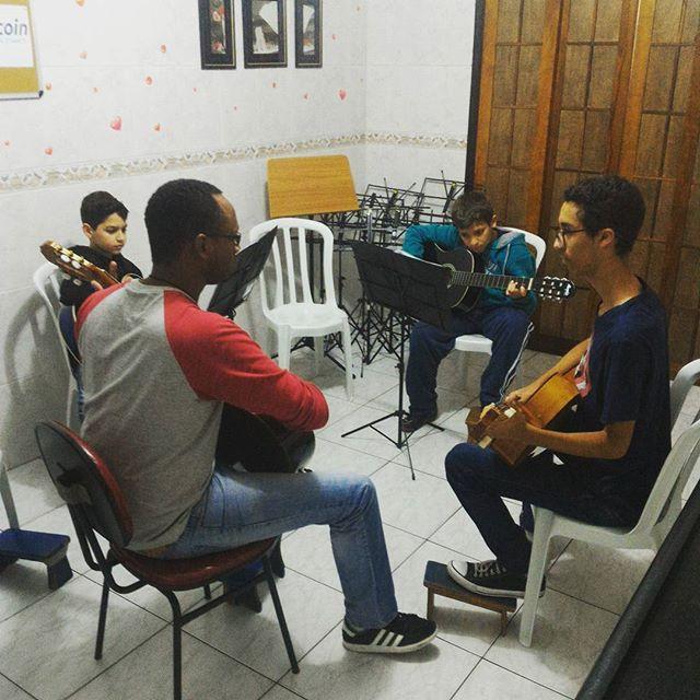 Masterclass de violão